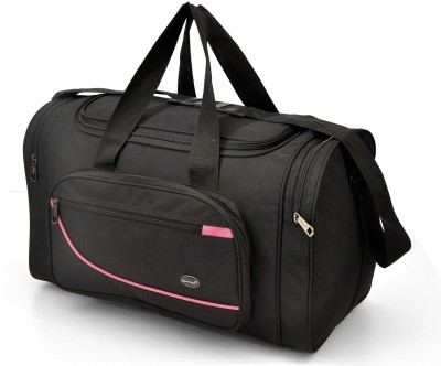 Dewmax TourMaker1 21 inch/53 cm Travel Duffel Bag(Black)