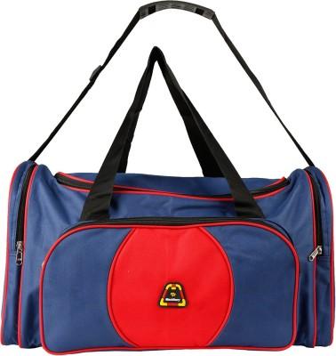 Daikon 4427BlueRed-TravelBag Travel Duffel Bag(Blue, Red)
