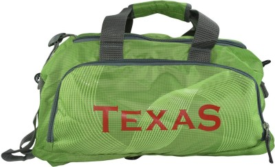 Texas USA Exclusive Imported Special 2-in-1 -Backpack cum Travel Duffel Bag(Multicolor)