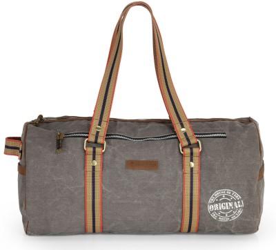 The House of Tara Gym Weekender Travel Duffel Bag(Grey)
