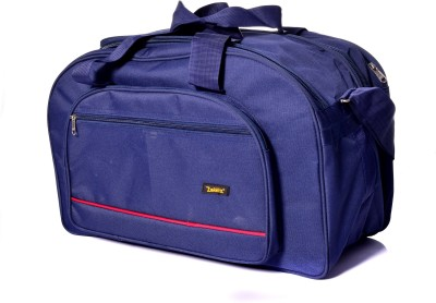 Zenniz Duffel 21 inch/53 cm Travel Duffel Bag(Blue)