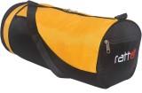 Ratto SPORTS YLW BLK GYM BAG Gym Bag (Ye...