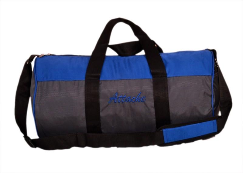 e923d808a465 Attache 1013 B 16 inch 40 cm Gym Bag(Blue