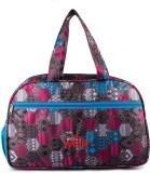 WRIG Hidesign Travel Duffel Bag (Pink, B...