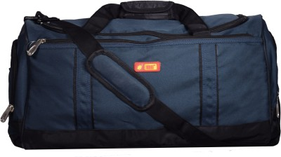 Ideal Tourister Nylon 20 inch With Multiple Pocket Casual 20 inch/50 cm (Expandable)