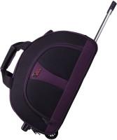 F Gear 2391a 20 inch/50 cm Travel Duffel Bag(Black, Purple)
