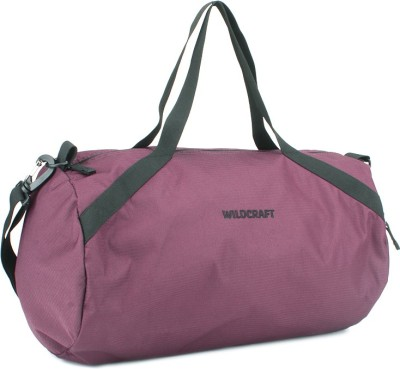 Wildcraft The Drum Burgandy 18 inch/45 cm