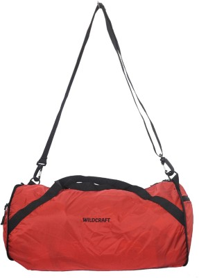 Wildcraft Carak Red 10 inch/25 cm (Expandable)