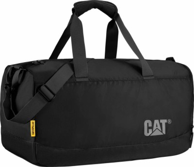 Caterpillar Duffel Bag Small Duffel Strolley Bag(Black)