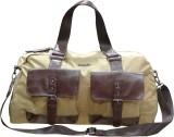 Goblin Onyx Travel Duffel Bag (Beige)