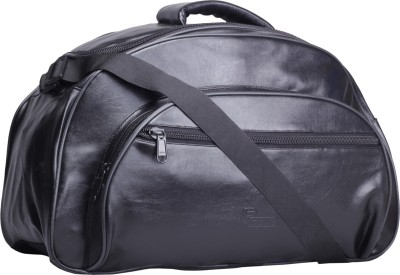 F Gear Monarch 20 inch/50 cm Travel Duffel Bag(Black)