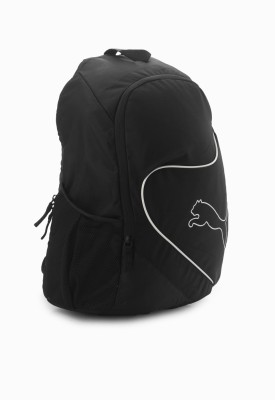 Puma New Power Cat Travel Duffel Bag(Black)