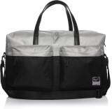 Atorse MONOCHROME Travel Duffel Bag (Sil...