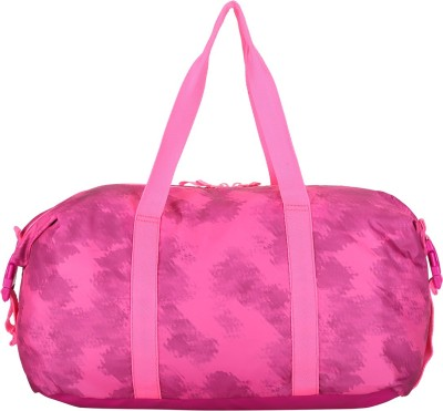 Puma Fit AT Workout Bag Gym Bag(Pink)
