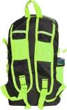 Gene MN-0305-BLKGRN Travel Duffel Bag (B...