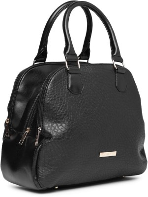 Addons Double Zip duffle bag Travel Duffel Bag(Black)