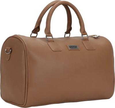 Novex Caze (Expandable) Travel Duffel Bag(Brown)