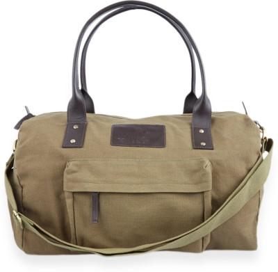 Henry and Smith Weekender Utilitarian Duffel Bag 18 inch/45 cm