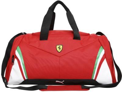 Puma Puma Ferrari Replica Medium Bag 52 inch/132 cm (rosso corsa) 52 inch/132 cm