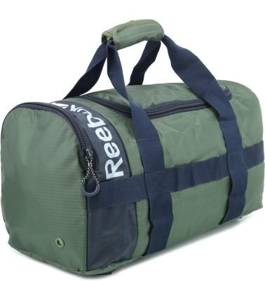 Reebok OS TR Grip 17 inch/44 cm Travel Duffel Bag(Green)