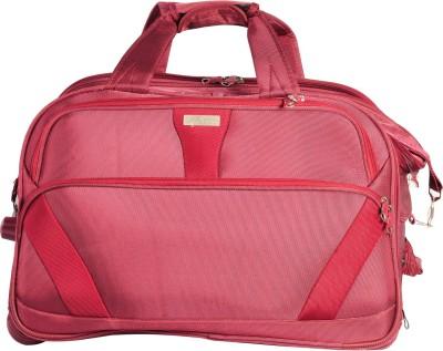 Sprint Multi Purpose 21 inch/53 cm (Expandable) Duffel Strolley Bag(Maroon)