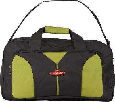 Daikon Fast line-BP 20 inch/50 cm (Expandable) Travel Duffel Bag(Black, Pista)