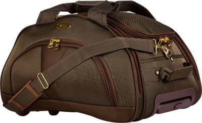 Verage orchid Duffel Trolley Bag Small Travel Bag  - Small
