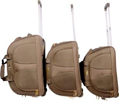 Sk Bags 3 Pic Duffel Set Strolly 9 inch/24 cm