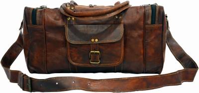 Hide 1858 Genuine Leather Luggage 16 inch/40 cm