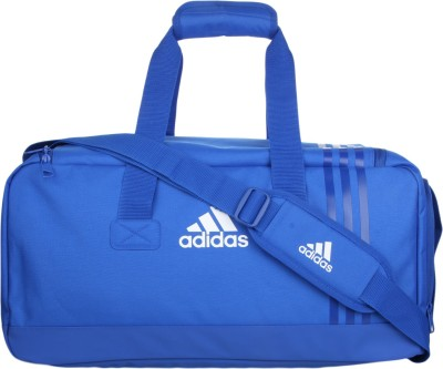 Adidas TIRO TB S (Expandable) Travel Duffel Bag(Blue)