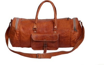 pranjals house pure leather 20 inch/50 cm (Expandable)