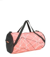 Wildcraft Transit 18 inch/45 cm Travel Duffel Bag(Pink)