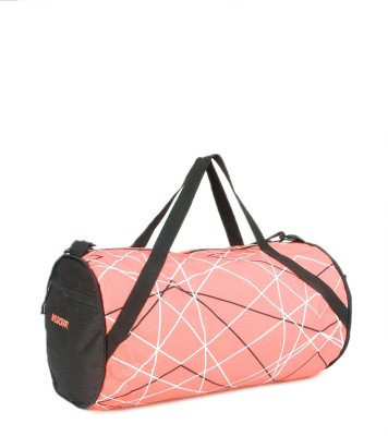 Wildcraft Eclipse Pink 18 inch/45 cm Travel Duffel Bag(Pink)