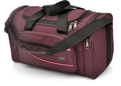 Dewmax TourMaker5 20 inch/50 cm Travel Duffel Bag(Purple)