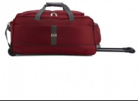 Vip EMPIRE 57 (Expandable) Duffel Strolley Bag(Red)