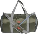 Gene MN-0260-GRN Gym Bag (Green, Grey)