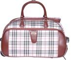 sammerry SM-Check Duffel Strolley Bag (B...