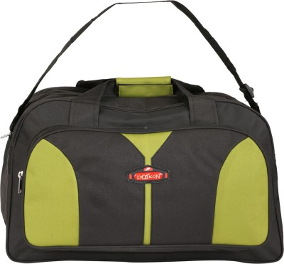 Daikon Fast lineBLPS 17 inch/43 cm (Expandable) Travel Duffel Bag(Black, Pista)