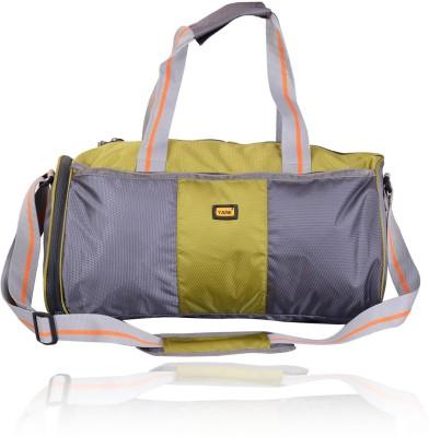 Yark Gym Bag with Shoe Pouch Pocket 17 inch/44 cm