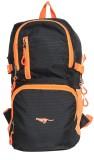 Gene MN-0305-BLKORG Travel Duffel Bag (B...