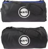 KVG Drum Bag 16 inch/40 cm Gym Bag (Blac...