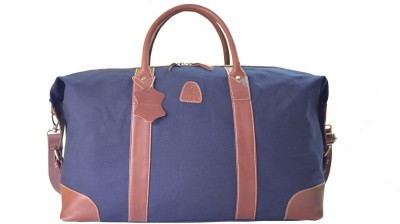 DERA DUFFEL BAG (Expandable) Travel Duffel Bag(NAVY BLUE)