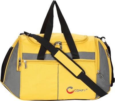Comfy K-28 (Expandable) Travel Duffel Bag(Multicolor)