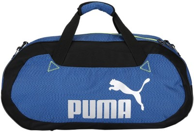 Puma Active TR Duffle Bag S Travel Duffel Bag(Blue)