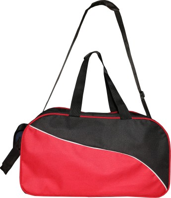 One Up Expandable Red-2 Trolley Bag 20 inch/50 cm (Expandable)