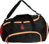 Gene MN-0302-BLKORG Travel Duffel Bag (B...