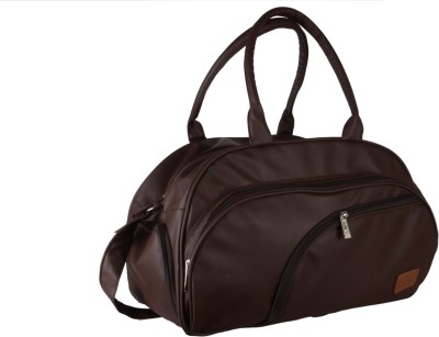 Pragmus Prime Leather Finish Travel Duffle Bag 20 inch/50 cm