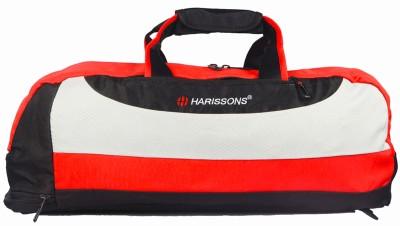 Harissons Jock 9 inch/22 cm (Expandable) Travel Duffel Bag(Red)
