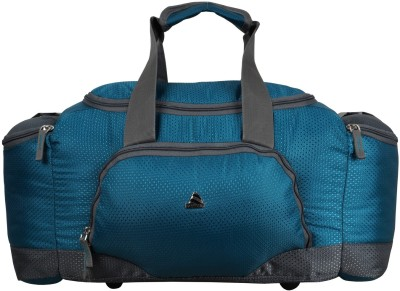 Clubb Mini Travel Duffel Bag(Sea Green & Grey)