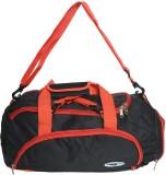 Gene MN-0291-BLKRED Gym Bag (Black)